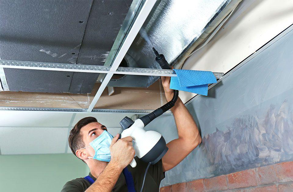Limpieza conductos de ventilación   Alma Limpiezas